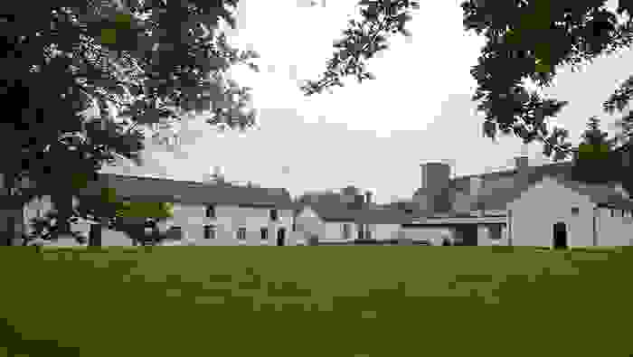 Youth Village from Pitch & Putt Course